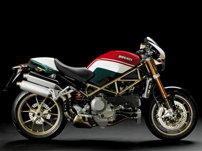 Ducati Monster Tricolore