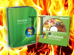 Vista vs. XP