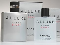 Chanell Alulure Homme Sport