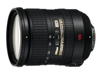 Nikon 18-200mm 3.5-5.6G IF-ED AF-S VR DX Zoom-Nikkor