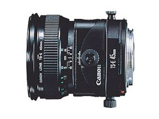 Canon TS-E Tilt-Shift 45 mm f/2.8 MF