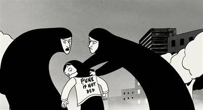 Kresleny Denicek Persepolis Ma Na Oscara Idnes Cz