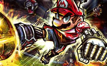Mario Strikers: Charged Football