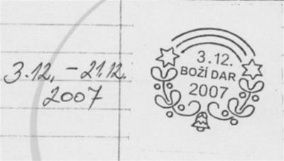a646bfb14a2 Stovky dopisů Ježíškovi dostanou vánoční razítko - iDNES.cz