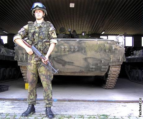 Co musí mít profesionální voják 6c9bb8a527