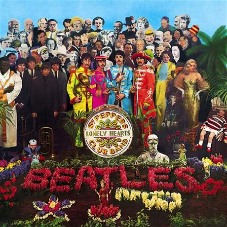 The Beatles: Sgt. Pepper´s Lonely Hearts Club Band (obal alba)