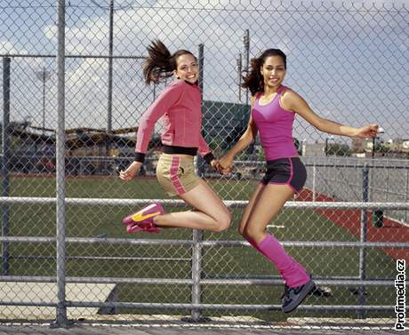 Sportovní móda nemusí ... a9e38dfb82