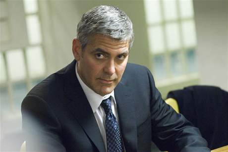 George Clooney ve filmu Michael Clayton
