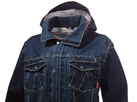 Burton LTD Grail Denim Jacket