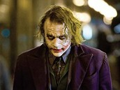 Temný rytíř - Heath Ledger v roli Jokera