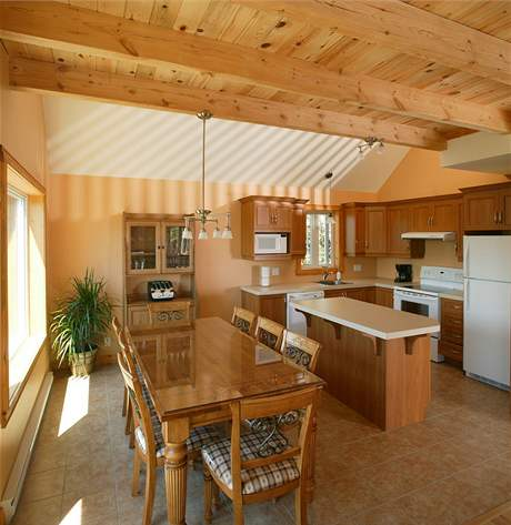 Stunning Country Kitchens Uk With Tongue And Groove Wall Paneling