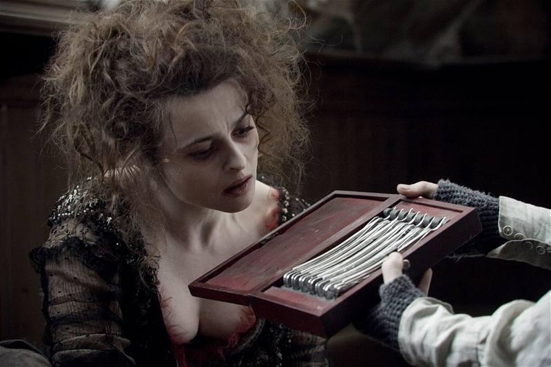 Výsledek obrázku pro Sweeney Todd: Ďábelský holič z Fleet Street