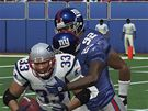 Madden NFL 08: SuperBowl 2008 - New England Patriots vs. New York Giants