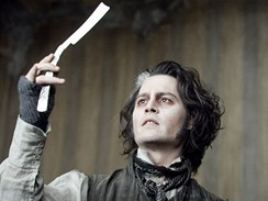 Sweeney Todd: Ďábelský holič z Fleet Street - Johnny Depp