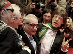 Berlinale - Rolling Stones a Martin Scorsese