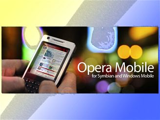 Opera Mobile 9.5: pohodlí Safari i na Windows Mobile