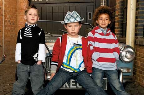 0c3f1827b2 Trendy v dětské módě  námořníci