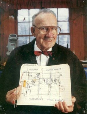 Wilson Greatbatch and his circuit