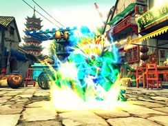 Street Fighter IV.