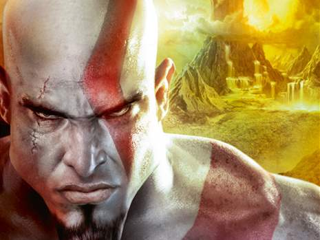God of War: Chains od Olympus