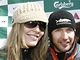 Lindsey Vonn a James Blunt