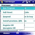 Task Managery - WM 6 Pro