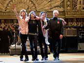 Rolling Stones ve filmu Shine A Light