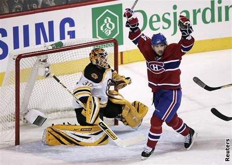 Montreal - Boston; Plekanec