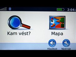 displej Garmin Nüvi 760
