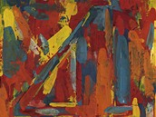 Jasper Johns - obraz Figure 4