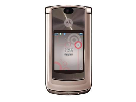 Motorola RAZR2 V8 Rose Gold