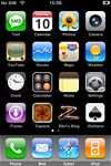 iPhone instalace samotna