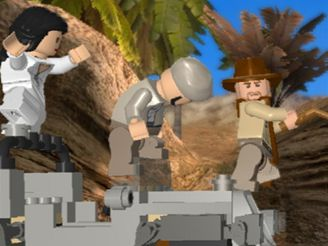 LEGO Indiana Jones: The Original Adventures (PC)