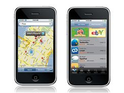 iPhone 3G GPS