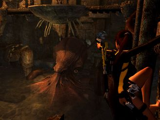 Tomb Raider:Underworld