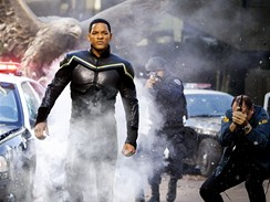 Will Smith ve filmu Hancock