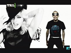 Madonna a Pharell Williams v klipu Give It 2 Me