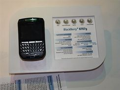 BlackBerry na CommunicAsia 2008