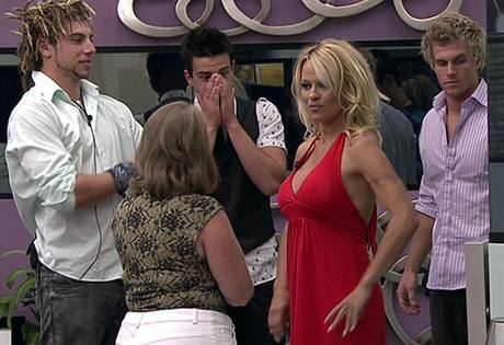 Pamela Andersonová v reality show Big Brother