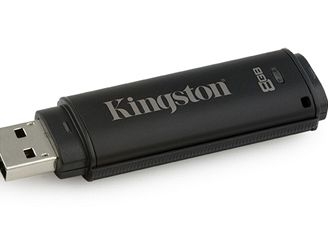 USB paměť Kingston DataTraveler BlackBox