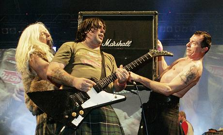 Mighty Sounds 2008 - The Real McKenzies