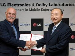 LG a Dolby