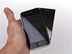 Apple iPhone 3G vs HTC Touch Diamond