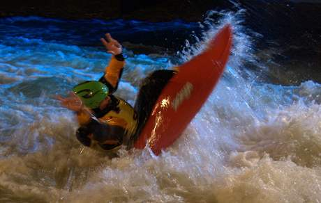 Prague Whitewater Rodeo 2008 (autor: Petr Prause)