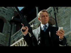 Jak telefonoval James Bond