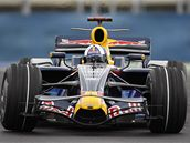Coulthard, Red Bull