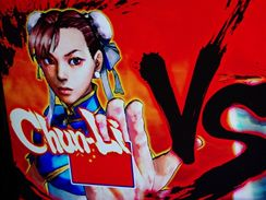 Street Fighter IV v. Mortal Kombat vs. DC Universe