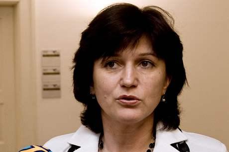 Myslím, že iniciativa vyšla od Moravy, ale ODS se to hodilo, říká o aféře poslankyně Olga Zubová.