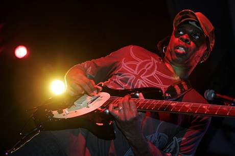 Living Colour - kytarista Vernon Reid