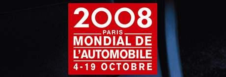 Autosalon Paříž 2008